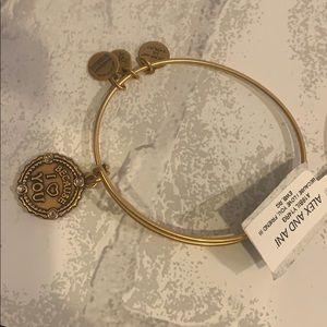 "Alex and Ani ""Because I Love You"" Bracelet"
